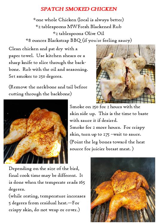 spatch chicken recipe card side 2 1